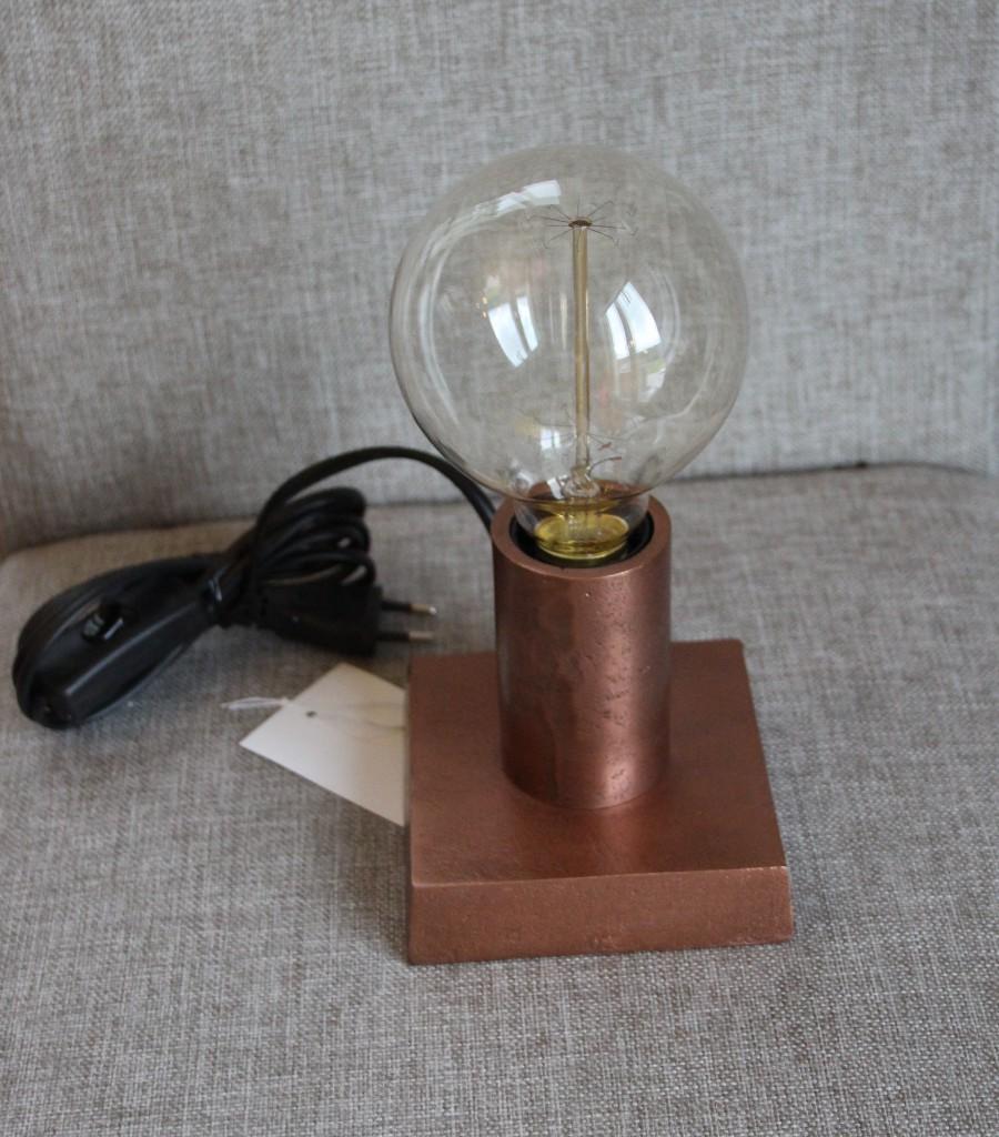 199 kopparlampa
